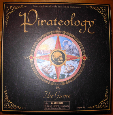 Pirateology: The Game