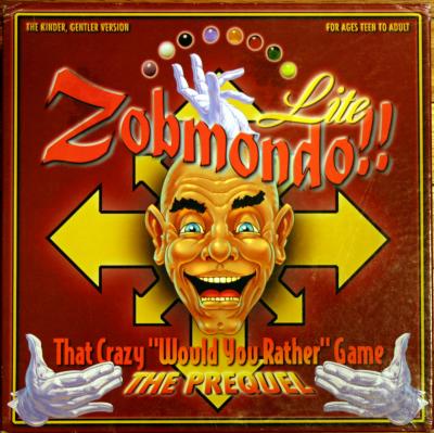 Zobmondo Lite: The Prequel