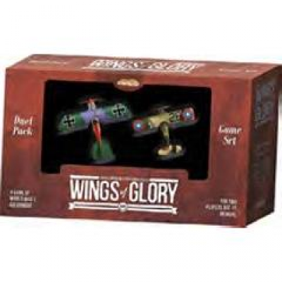 Wings of Glory: WW1 Duel Pack - Albatros D.Va vs Spad XIII
