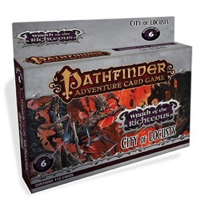 Pathfinder Adventure Card Game: Wrath of the Righteous: City of Locusts Adventure Deck