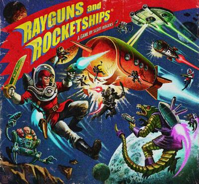 Rayguns and Rocketships