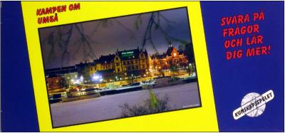 Kampen om Umeå