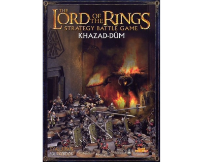 The Lord of the Rings Strategy Battle Game: Khazad-Dûm