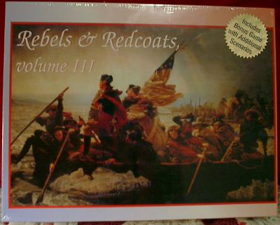 Rebels & Redcoats - Volume III