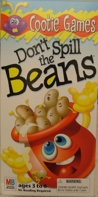 Don't Spill the Beans