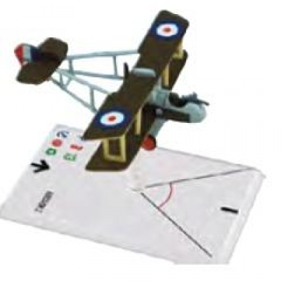 Wings of Glory: WW1 Airplane Pack - Airco DH.2 (Andrews)