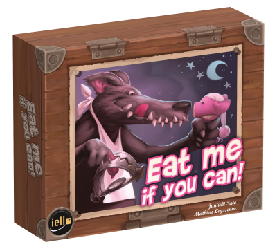 Eat Me If You Can!