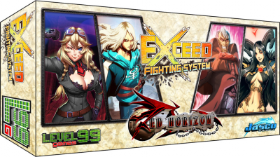 Exceed: Red Horizon – Reese & Heidi vs. Vincent & Nehtali
