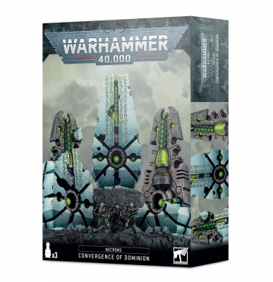 Warhammer 40,000: Necrons - Convergence Of Dominion