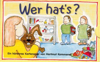 Wer Hat's?