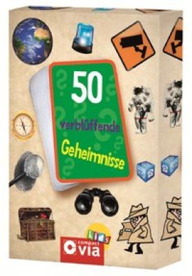 50 verblüffende Geheimnisse