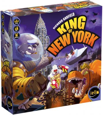 Potwory w Nowym Jorku