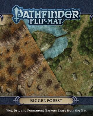 GameMastery Flip-Mat: Bigger Forest