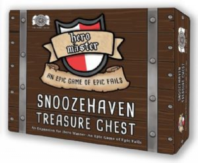 Hero Master: Snoozehaven Treasure Chest