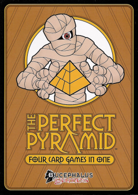 The Perfect Pyramid: Four Card Games in One