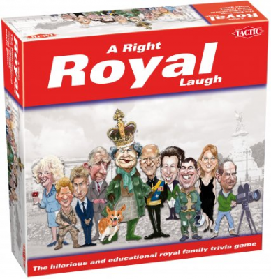 A Right Royal Laugh