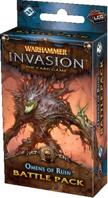 Warhammer: Invasion - Omens of Ruin