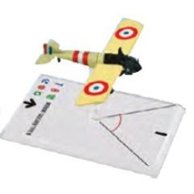 Wings of Glory: WW1 Airplane Pack - Morane-Saulnier Type N (Chaput)