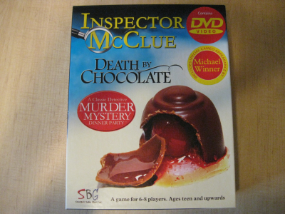 Inspector McClue: Death by Chocolate