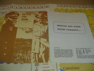 Battle For Rome: Anzio-Cassino 1944