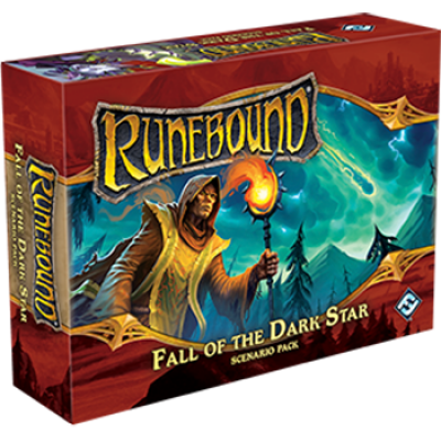 Runebound (Third Edition) – Fall of the Dark Star (Scenario Pack)