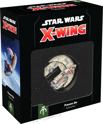 Star Wars: X-Wing (Second Edition) – Punishing One Expansion Pack