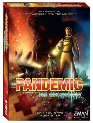 Pandemia: Tuhon partaalla