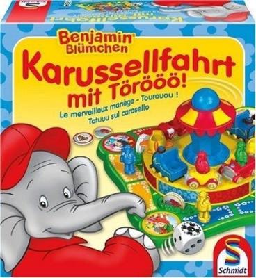 Benjamin Blümchen: Karussellfahrt mit Törööö