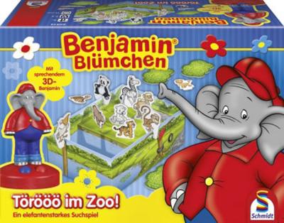 Benjamin Blümchen: Törööö im Zoo!