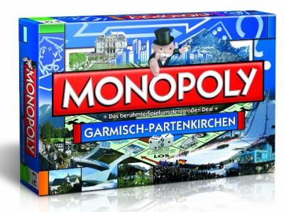 Monopoly: Garmisch-Partenkirchen