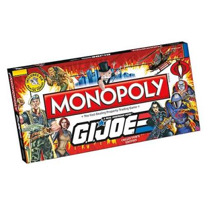 Monopoly: G.I. Joe Collector's Edition