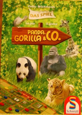 Panda, Gorilla & Co