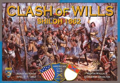Clash of Wills: Shiloh 1862