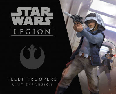 Star Wars: Legion – Fleet Troopers Unit Expansion