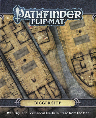 Pathfinder Flip-Mat: Bigger Ship