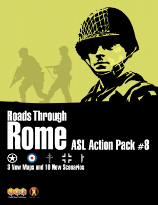 ASL Action Pack #8: Roads Through Rome