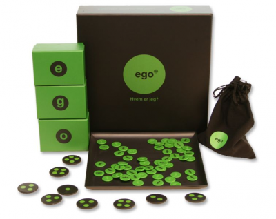 Ego Grøn - Hvem er jeg?