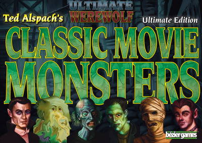 Ultimate Werewolf: Classic Movie Monsters