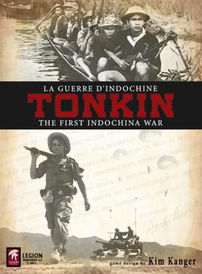 Tonkin: The Indochina war 1950-54 (second edition)