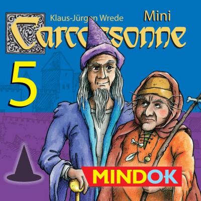 Carcassonne: Troldmand & Heks/Magiker och häxa