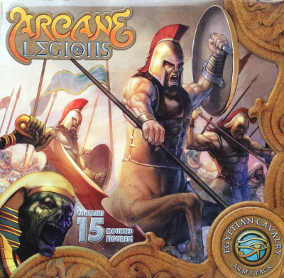 Arcane Legions: Egyptian Army Pack - Cavalry