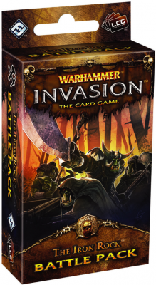Warhammer: Invasion - The Iron Rock