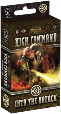 Warmachine: High Command; Into the Breach