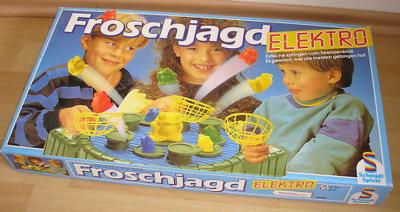 Froschjagd