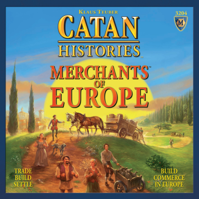 Settlers fra Catan: Europa