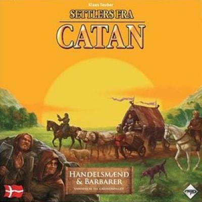 Settlers fra Catan: Handelsmænd og Barbarer