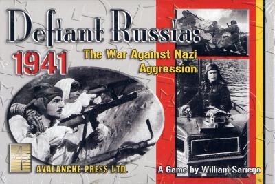 Defiant Russia: 1941, The War Against Nazi Aggression