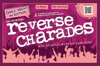 Reverse Charades: Girls' Night In Edition