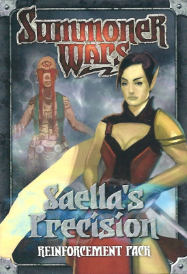 Summoner Wars: Saella's Precision Reinforcement Pack