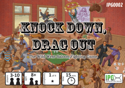 Knock Down, Drag Out: The Wild West Fighting Game